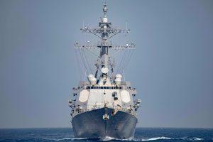 JAV paleistos raketos sunaikino tris radiolokacijos stotis Jemeno pakrantėje