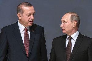 Turkijos ir Rusijos draugystė – iš išskaičiavimo?