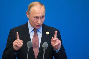 """V. Putinas nesigaili, kad Rusija šiemet nedalyvavo """"Eurovizijoje"""""""