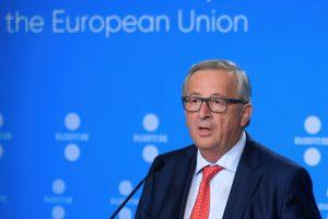 """Europos Komisijos vadovas išpeikė """"juokingą"""" Europos Parlamentą"""