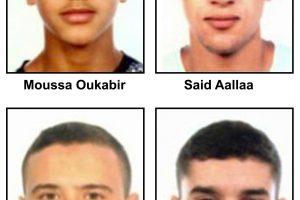 Ispanijos policija įvardijo tris nukautus užpuolikus
