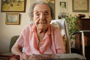 Mirė seniausias Holokaustą ištvėręs žmogus