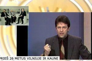 """Sausio 13-ąją transliaciją pratęsę kauniečiai: daina """"Laisvė"""" skambėjo gal 50 kartų"""