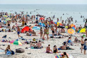 Vasarišką karštį sinoptikai žada jau kitą savaitę