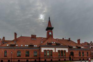 Klaipėdos archeologai tyrinėja įspūdingą radinį