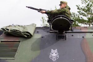 Lietuvos gyventojai didžiausią finansinę paramą skyrė kariuomenei
