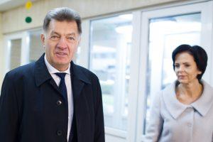 Premjeras: socialdemokratams galėjo pakenkti dirbtiniai skandalai