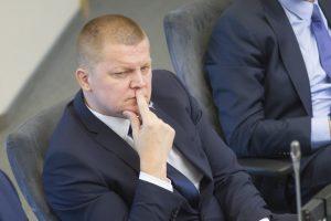 Seimo narys: apie mokyklos direktoriaus elgesį prabilę tėvai sulaukė grasinimų