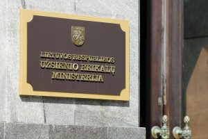 Užsienio reikalų ministerija ieško naujų diplomatų