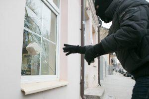 Paaiškino, kaip savo namus galite apsaugoti nuo vagių