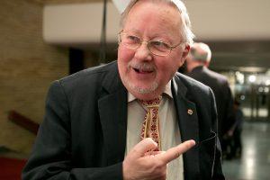 V. Landsbergis įvertino anūko planus patekti į Europos Parlamentą