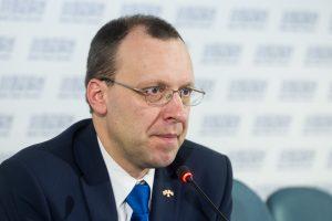 Seimas vėl atsisakė panaikinti N. Puteikio imunitetą