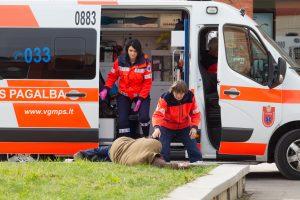 Kada už greitosios pagalbos paslaugas turi susimokėti pacientas?