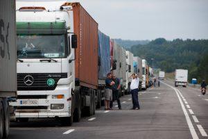 Transporto sektorius šiemet didelio pelno nesitiki