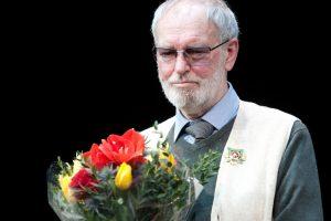 Tarp kandidatų į nacionalinę premiją – aktorius R. Adomaitis, chorvedys V. Miškinis
