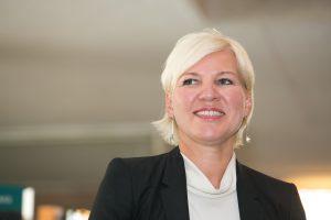 Iš pareigų atleista Lietuvos pašto vadovė L. Minderienė