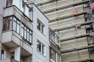 Šiemet jau atnaujinta beveik 70 daugiabučių – pirmauja Kaunas