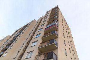 Lietuvoje daugėja energiškai taupių pastatų