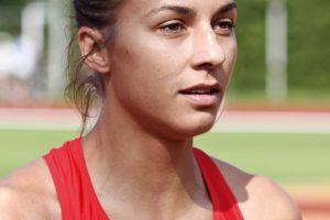 Bėgikė E. Balčiūnaitė liko per žingsnį nuo medalio