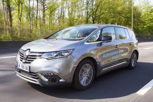 Autonominių automobilių bandymai: realiai sunkiai įveikiami kalnai