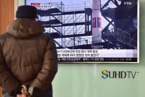 Šiaurės Korėja paskelbė greitai paleisianti kosminį palydovą