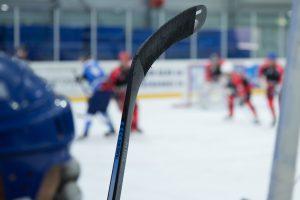 """Sostinės derbyje intrigos nebuvo: """"Hockey Punks"""" žengia į pusfinalį"""