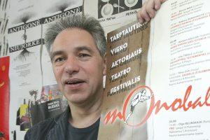 """Festivalis """"MonoBaltija"""": ne vieno aktoriaus šventė"""