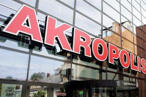 """Rygoje prasidėjo """"Akropolio"""" statybos"""