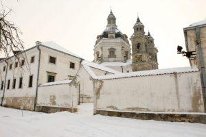 Kiauram Pažaislio vienuolyno stogui – 152 tūkst. eurų