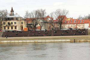 Upių miesto įvaizdį išgelbės menas?