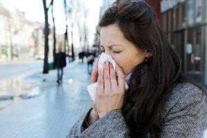Gripo epidemiją atšaukė Akmenė ir Prienai