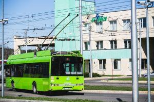 Kaune sujungtos troleibusų ir autobusų bendrovės