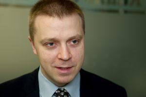 """""""Žalgirio"""" direktorius P. Motiejūnas: nėra ko slėpti, finansinė situacija – įtempta"""