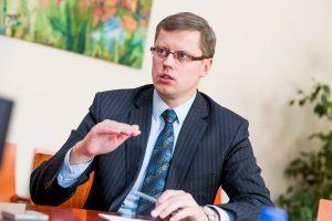 Prie sienos remiamas A. Kupčinskas: opozicija iš musės daro dramblį