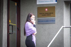Kauno darbo biržoje – per 25 tūkst. bedarbių