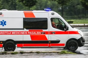 Alytuje per sprogimą sužaloti du vyrai