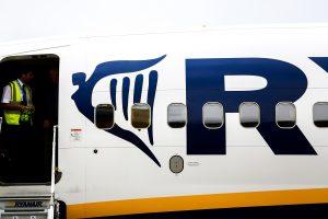 """""""Ryanair"""" plečia orlaivių priežiūros bazę Kaune"""