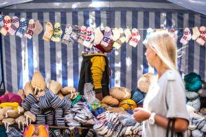 Rudens mugėje laukiama dar daugiau užsienio amatininkų