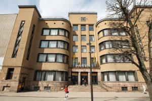 Kas perka Kauno centrinį paštą?