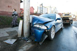 Eismo nelaimės šią savaitę nusinešė dvi gyvybes