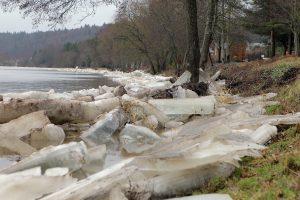 Didelių potvynių Lietuvoje šiemet nebus?
