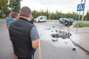 Ar tikrai Lietuvos keliuose nėra ligotų vairuotojų?