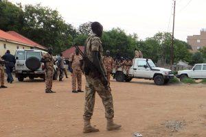 Kruvina Pietų Sudano nepriklausomybė