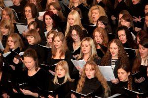 Kauną drebins studentų chorų festivalis