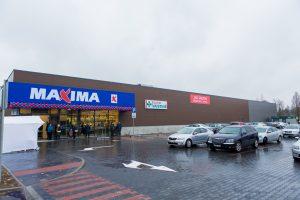 """""""Maxima"""" Kaune atidarė 25-tą parduotuvę"""