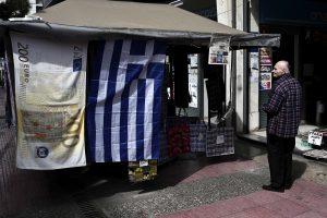 Graikijoje daugėja skurstančių gyventojų