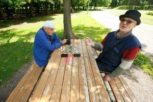 Kaip pasikeis Kauno parkai?