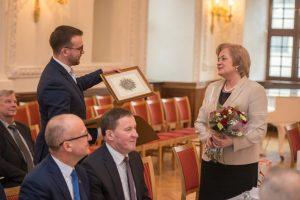 Kauno regiono plėtrai diriguos Birštono merė