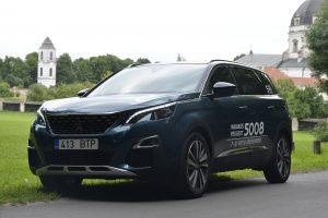 """""""Peugeot 3008"""": didesnysis brolis atvyko"""