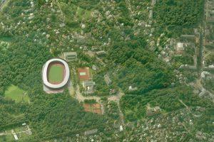 Nuspręsta: S. Dariaus ir S. Girėno stadionas turės šildomą dangą